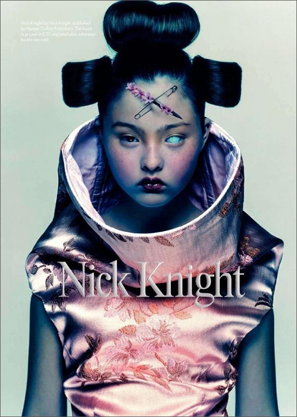 Nick Knight Ник Найт фотограф